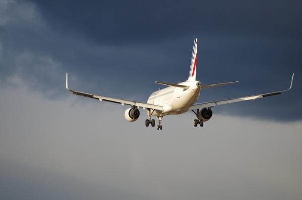 Air France Airbus by Kako