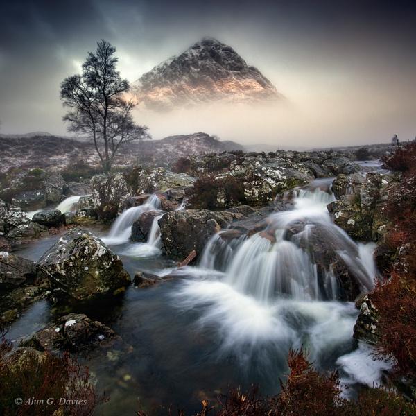 Stob Dearg Dawn by Tynnwrlluniau