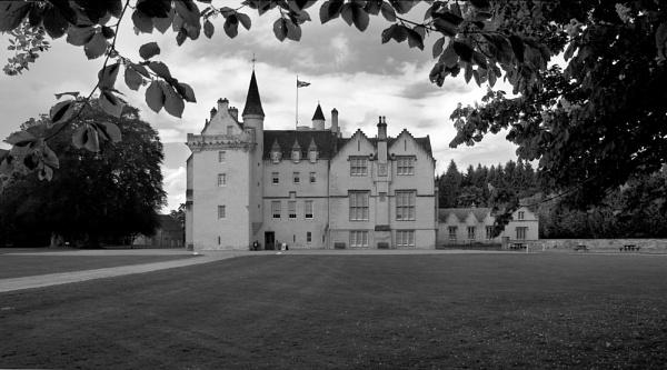 Brodie Castle by StevenJLewis