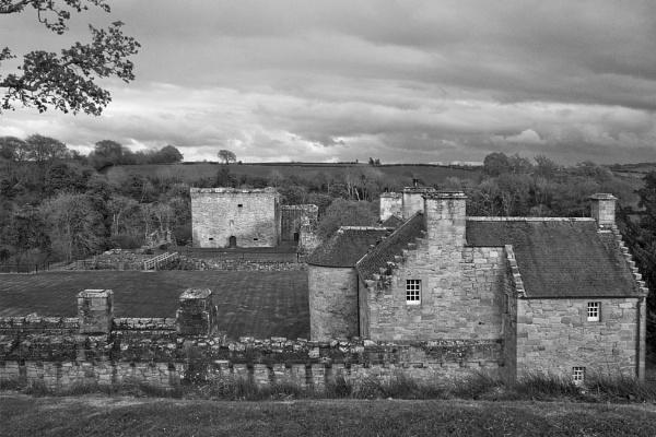 Craignethan Castle by StevenJLewis