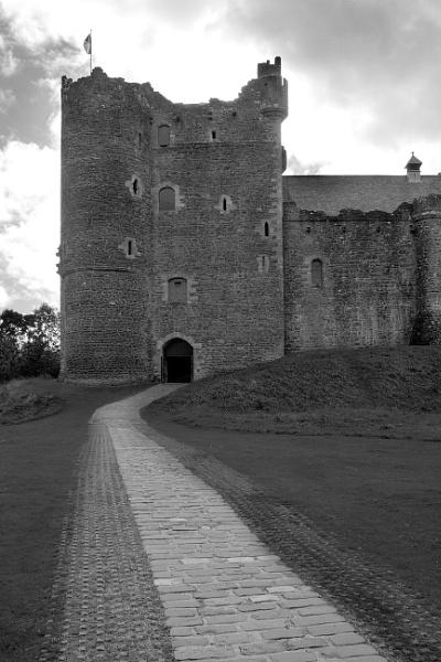 Doune Castle by StevenJLewis
