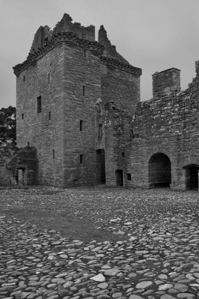 Edzell Castle by StevenJLewis