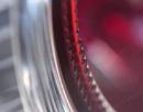 Brake light/indicator light glass