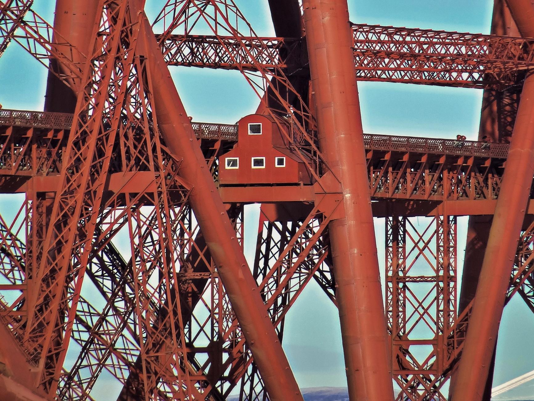 Bridge Painters' Bothy