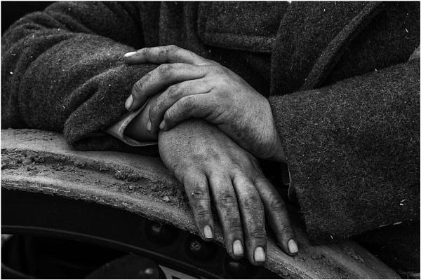 Hands On by danbrann