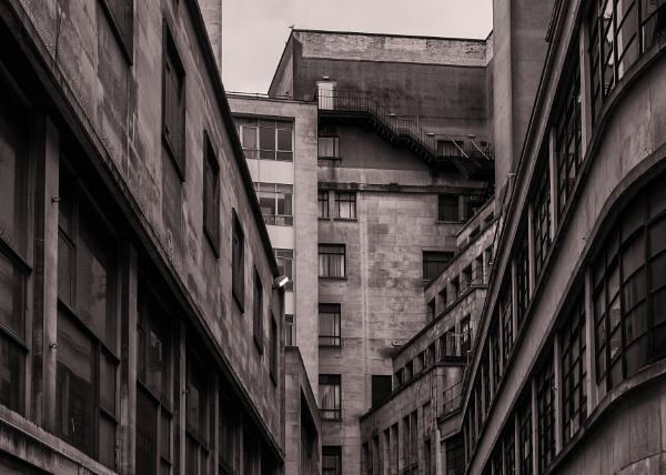 Passageway by PentaxMac