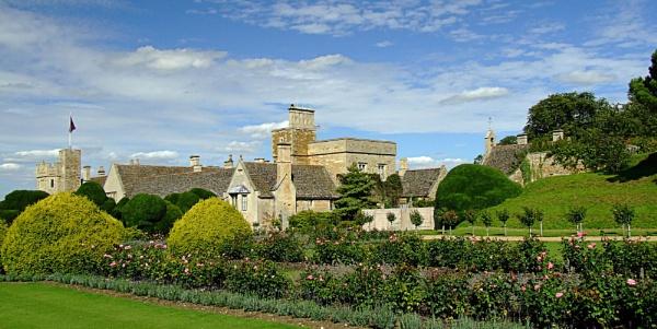 Rockingham Castle by Cephus