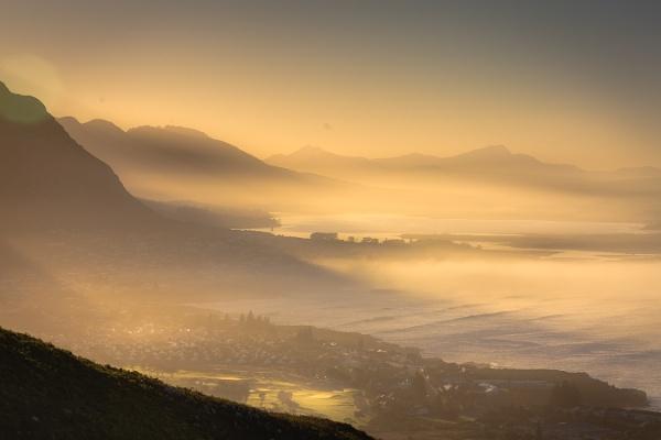 Kleinrivier sunrise by cimic