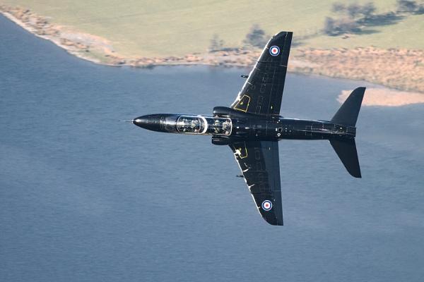 RAF Hawk T1 by John_Wannop