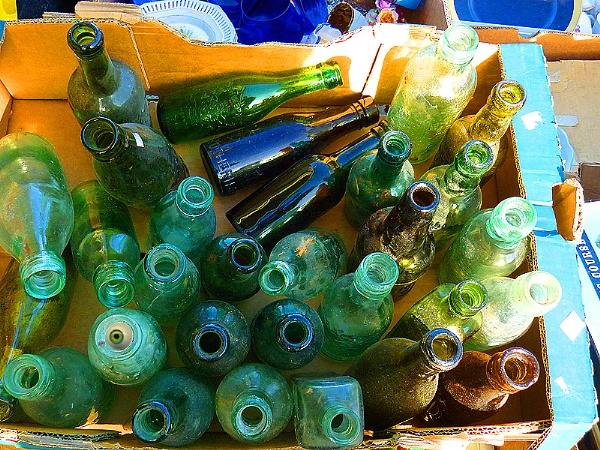 Eye on the Bottles by ChrisBilton