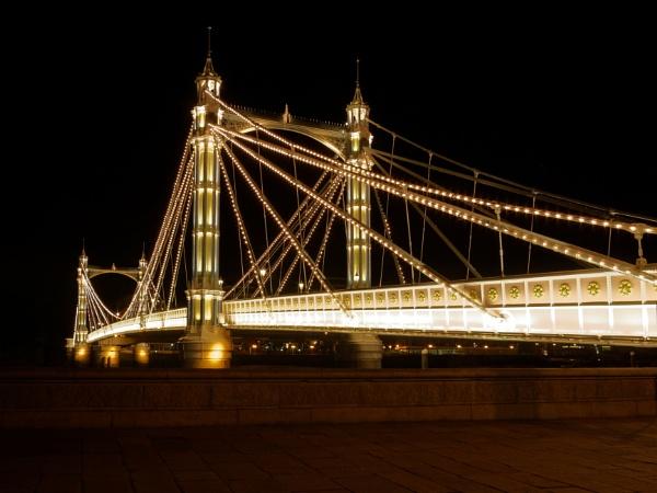 Albert Bridge by Aphelion3010