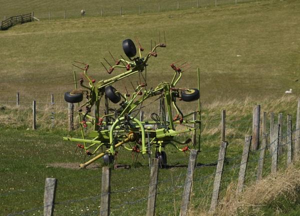 Green Machine by daviewat