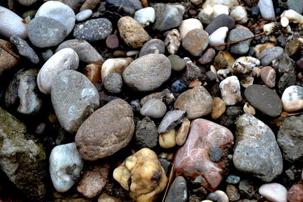 pebbles by Laslo