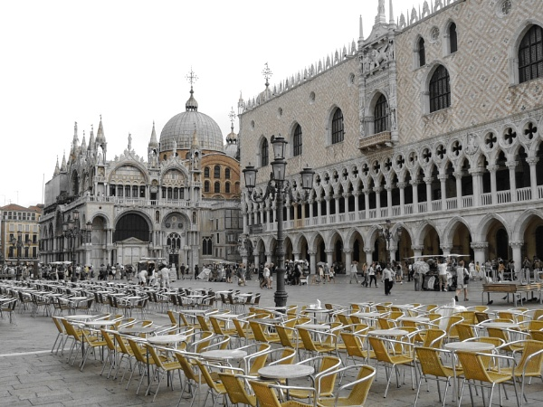 Around the World in 28 days...Venice by ColleenA