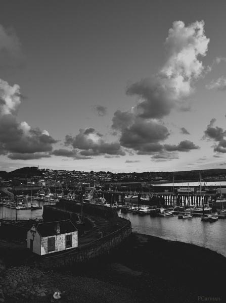 Newlyn old pier by PCarman