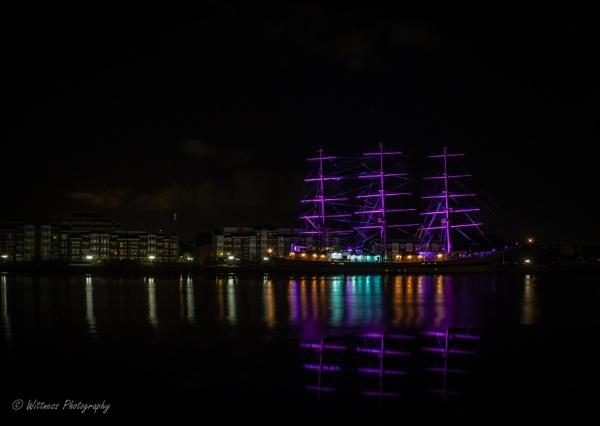 "Russian Sailing ship \""MIR\"" by phonocar"