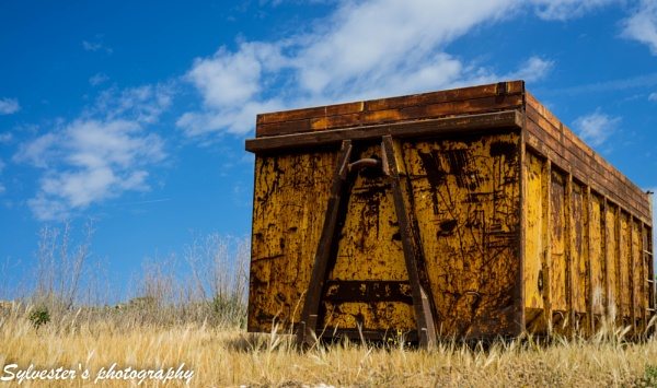 The old rusty one by Sillu
