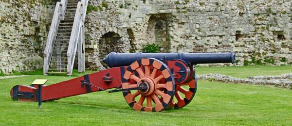 Big Gun by Cephus