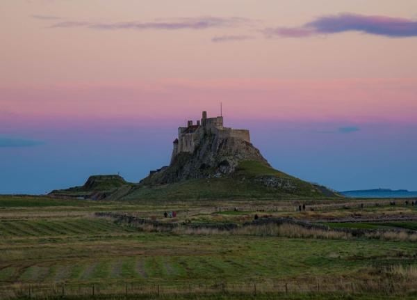 Lindisfarne Castle by wrighty76
