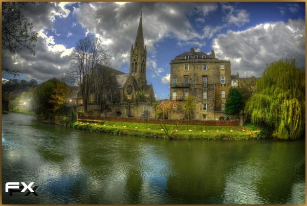 Incredible City of Bath, ENGLAND by FernandoJames