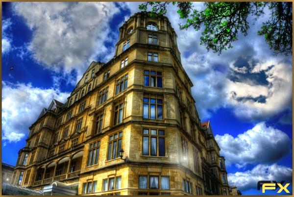 THE BUILDINGNATOR by FernandoJames
