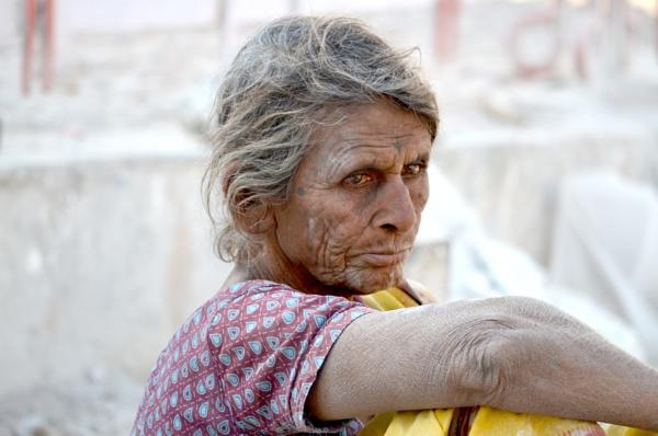Work, Work & Work .... in old age by umeshmoholkar
