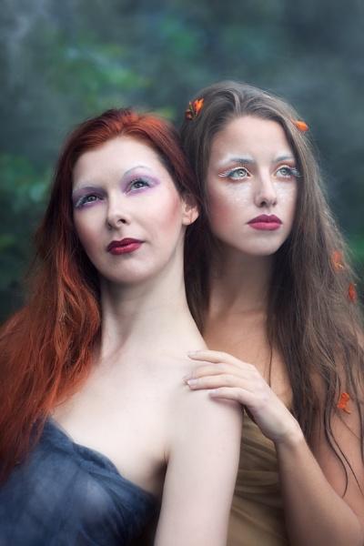 Jade & Josie by Carri