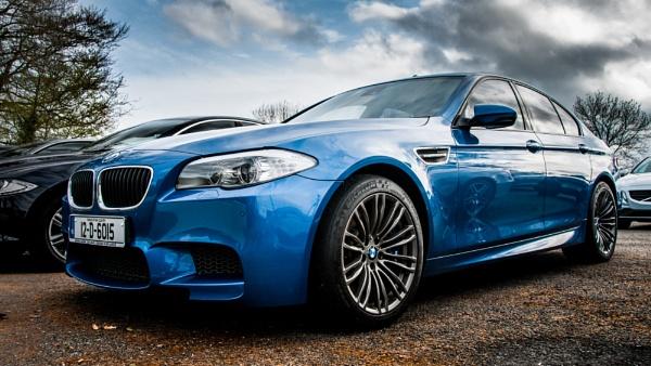 BMW M5 by JFitz
