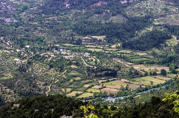 A Village Down Below by nonur