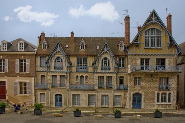 Des Maisons A Chartres by StevenJLewis
