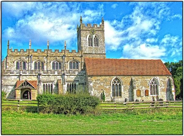 Church. by WesternRed