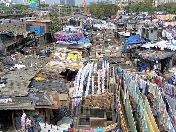 Around the World in 28 days...Mumbai India by ColleenA