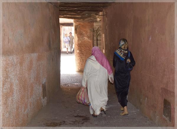 Around the World in 28 days...Marrakesh by ColleenA