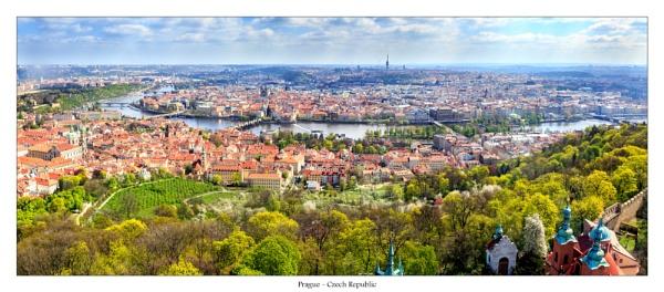 Beautiful Prague by Philpot