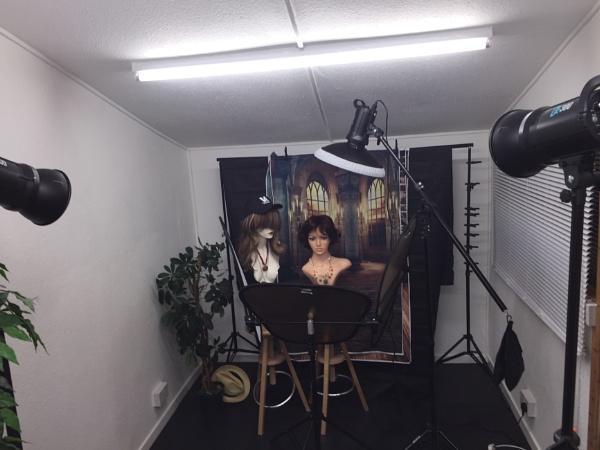 My newly built studio by Pianoman