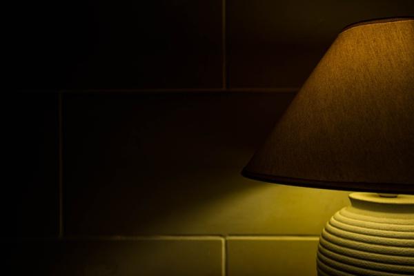 The lamp shade by Sillu