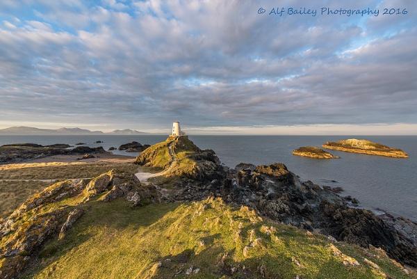 Three Islands by Alffoto