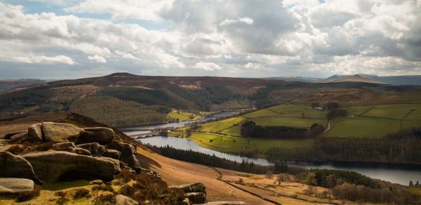 Lady Bower reservoir by robjames