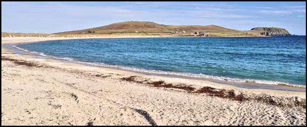 Scatness beach by HelenMarie