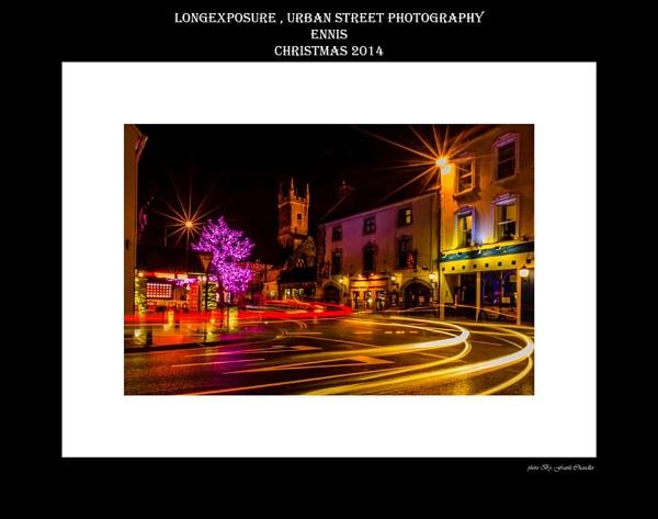 Longexposure Urban Street Photography by FrankChandler