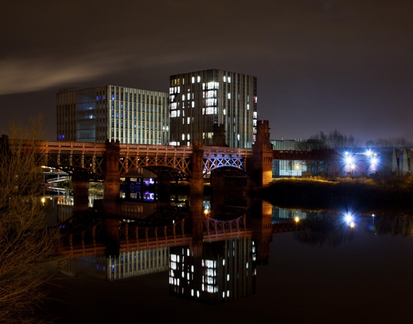 City Of Glasgow College by flatfoot471