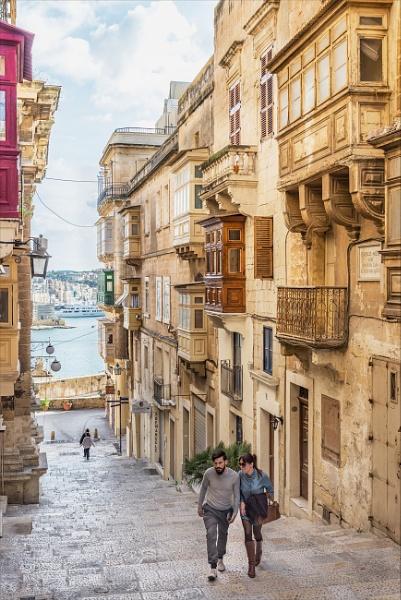 Valletta_Malta by PhilScot