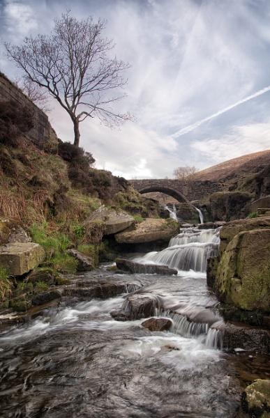 Three Shires Cascade by Gavin_Duxbury