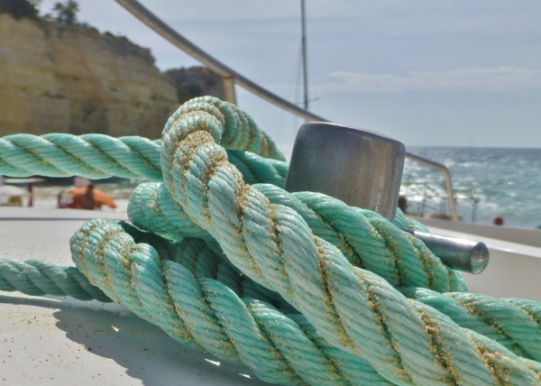 Rope for boats... by Chinga
