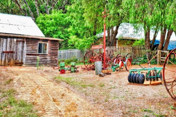 Blacksmith. by WesternRed