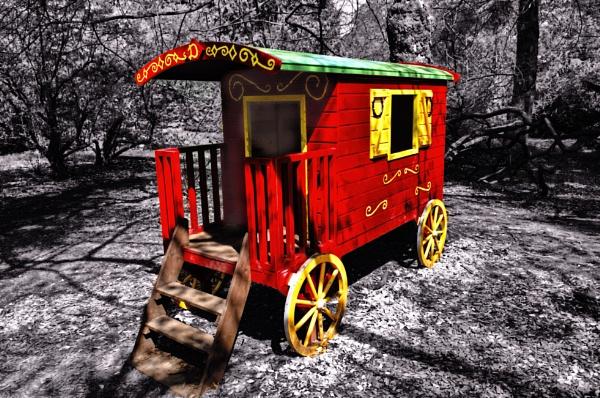 Gypsy Caravan by ginz04