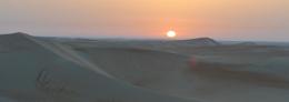 Sunrise Western Desert UAE