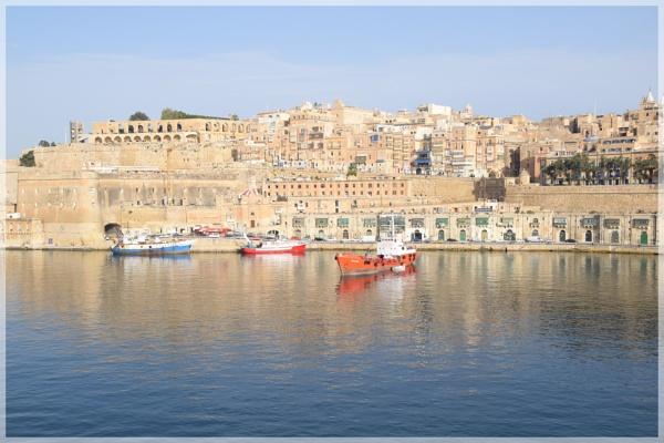 Around the World in 28 days- Valletta- Malta by ColleenA
