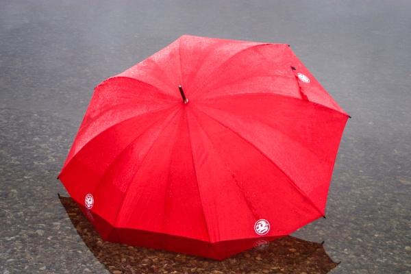 red umbella by arnieg