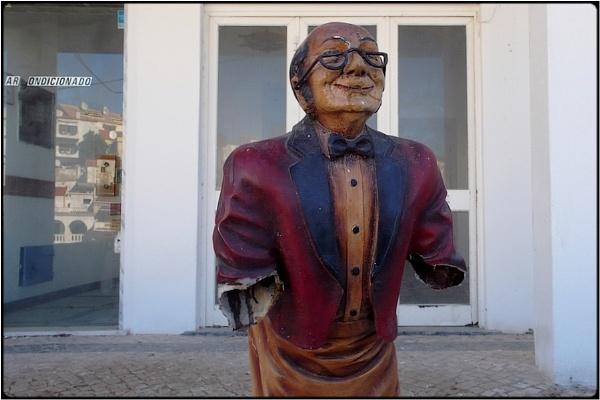 the infatigable butler by FabioKeiner
